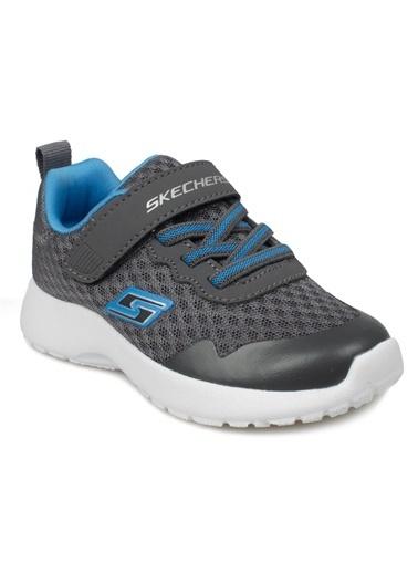 Skechers Skechers Gri - Mavi Yürüyüş Ayakkabısı Gri
